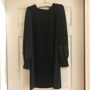 Calvin Klein Black Dress Large holiday
